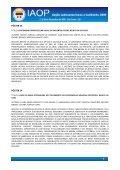 sexta feira - Sociedade Brasileira de Estomatologia - Page 7