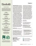 ENERGY - Humboldt Magazine - Humboldt State University - Page 5