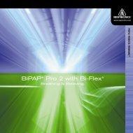 BiPAP® Pro 2 with Bi-Flex® - Bienvenido a Linde Healthcare