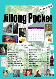 Jillong Pocket Issue 23 - November 2011 - Eye4Biz.com
