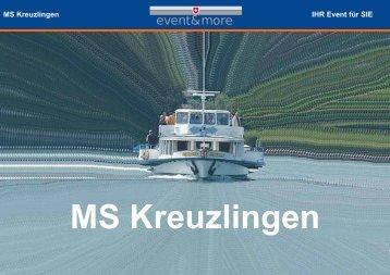 MS Kreuzlingen - event & more