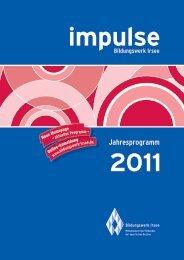 impulse - Bildungswerk Irsee