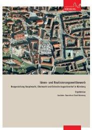 Broschüre Wettbewerb ehemaliges Quelle ... - Stadt Nürnberg