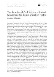 Civil Movements Elsewhere - Scramble