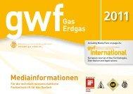 GWF – Gas/Erdgas - atp edition