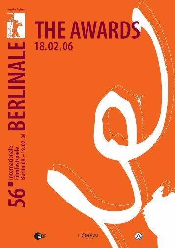 Download Award Winners Berlinale 2006, PDF