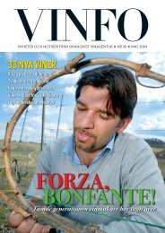 Vinfo nr 30 - Granqvist Vinagentur