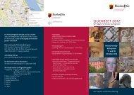 Querbeet 2012 - Landesdenkmalpflege
