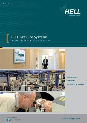 Unternehmen HELL Gravure Systems