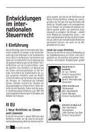 IV USA - Home - Ernst & Young - Schweiz