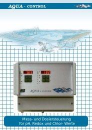 AQUA - CONTROL - Fäwa Elektronik AG