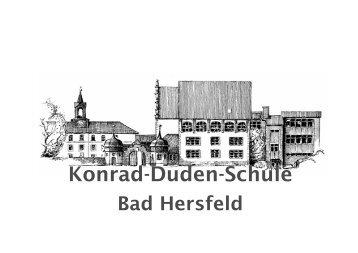 2 - Konrad-Duden-Schule