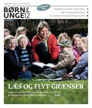 BØRN& UNGE12 - BUPL