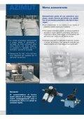 AZIMUT Morsa pneumatica autocentrante Flessibile – autonoma - Page 2