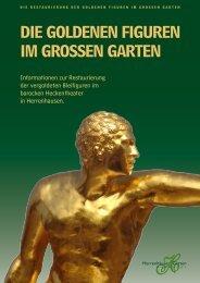 Informationen zur Restaurierung der vergoldeten Bleifiguren im ...
