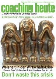 coaching heute 09/2009, niedrige Bildqualität (pdf, 3