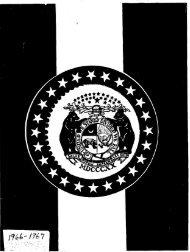 1967 PSC Annual Report - Missouri Public Service Commission