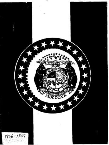 1967 PSC Annual Report - Missouri Public Service Commission