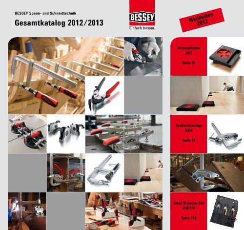 BESSEY Temperguss Schraubzwinge 600//120 mm TGK60