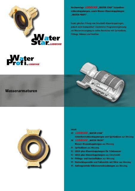 Water Profi - Luedecke.de