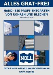 ALLES GRAT-FREI - Georg Noll Werkzeugmaschinen GmbH
