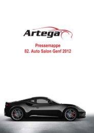 Deutsch - Artega GT Forum