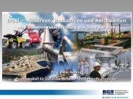 Erdöl - Reserven, Ressourcen und Reichweiten - IHMC Public Cmaps