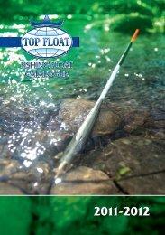 download TOP FLOAT 2011-2012 catalogue