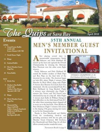 INVITATIONAL - www.MemberStatements.com!