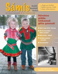 Viečča dás - w.samifaga.org si