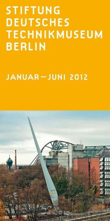stiftung deutsches technikmuseum berlin