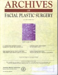 ARCHIVES - Rhinoplasty New York