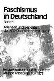 1928-1933 - der Gruppe Arbeiterpolitik
