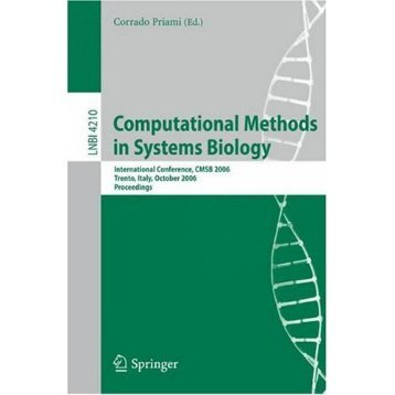 Computational Methods in Systems Biology - bib tiera ru static