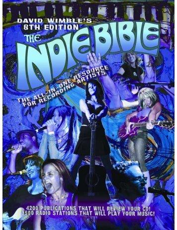 Indie Bible - Darkjoy