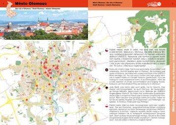 Ubytování Střední Morava