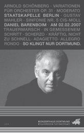 arnold schönberg · variationen für orchester op. 31 · moderato ...