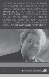 ludwig van beethoven · sonate für klavier nr. 2 aldur op. 2 nr. 2 ...