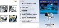 Catalogue Diamatic A-76 / A-115 - fuhrer+bachmann AG