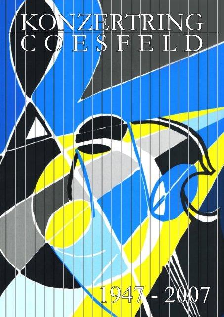 Festschrift 60.indd - Konzertring Coesfeld