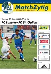 FC Luzern 4:0