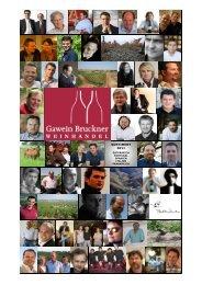 österreich - Gawein Bruckner Weinhandel