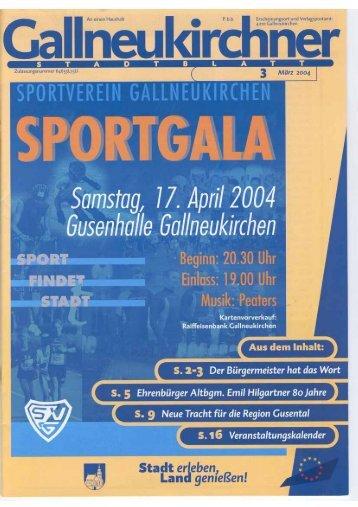 2004 März (0 bytes) - Gallneukirchen