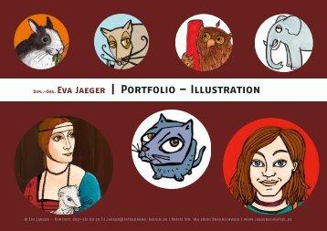 Dipl.-Des. Eva Jaeger | Portfolio – Illustration