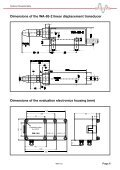 Displacement Measuring System - ropex.de - Page 6