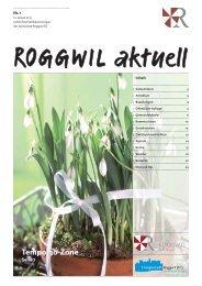 14. Januar 2013 - Gemeinde Roggwil