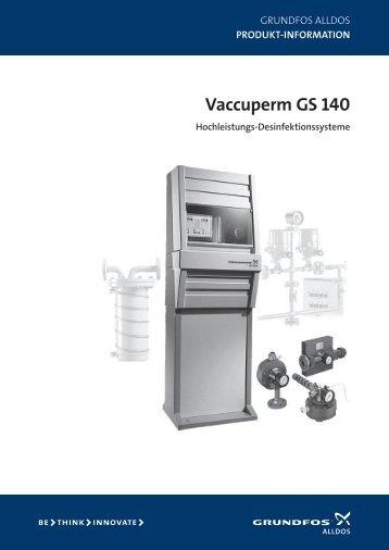 Vaccuperm GS 140 - Alldos