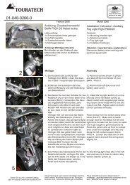 Anleitung: Zusatzscheinwerfer BMW F800 GS Nebel rechts A A A1 ...