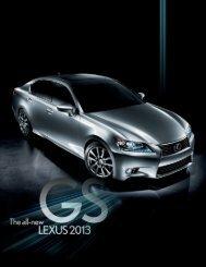 Download a Brochure - Lexus