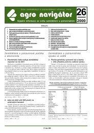 agro 26 - Agronavigátor